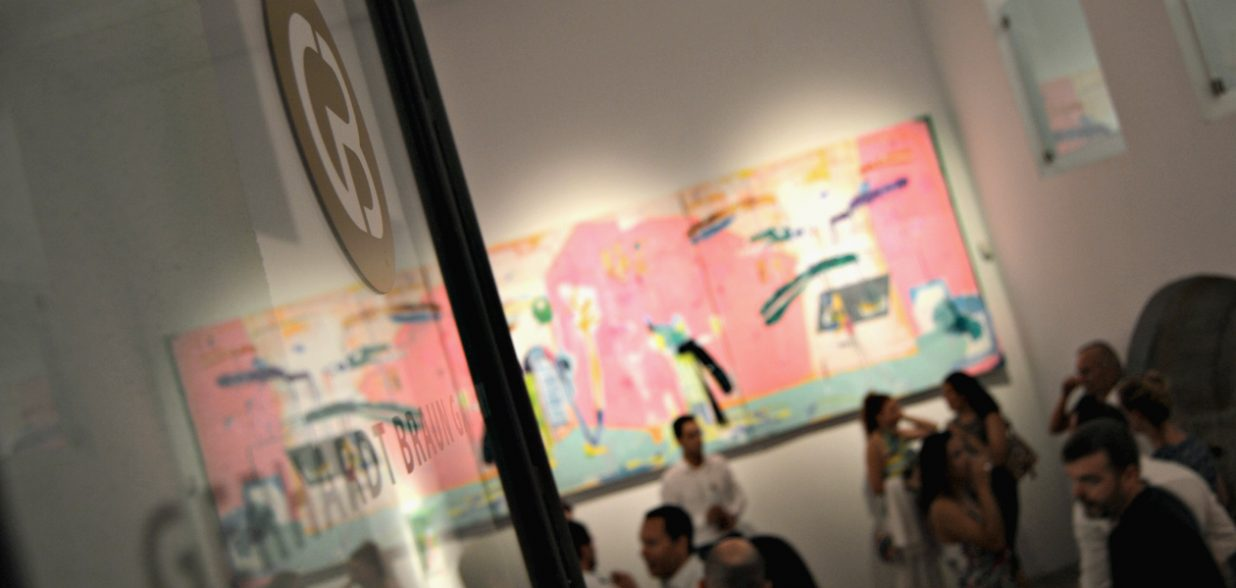 Hidden Kitchen con Caterina Pieras en Gerhardt Braun Gallery