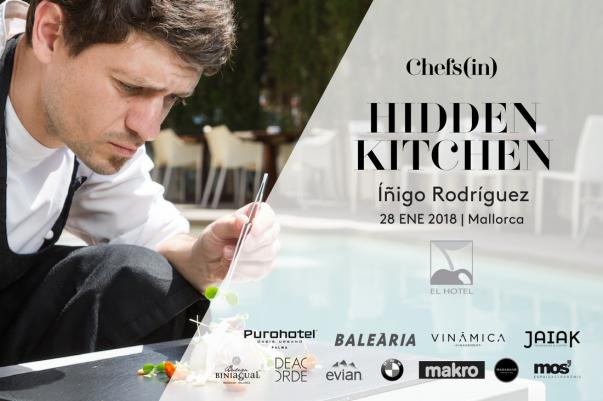 Hidden Kitchen - Iñigo Rodríguez - 28 enero 2018