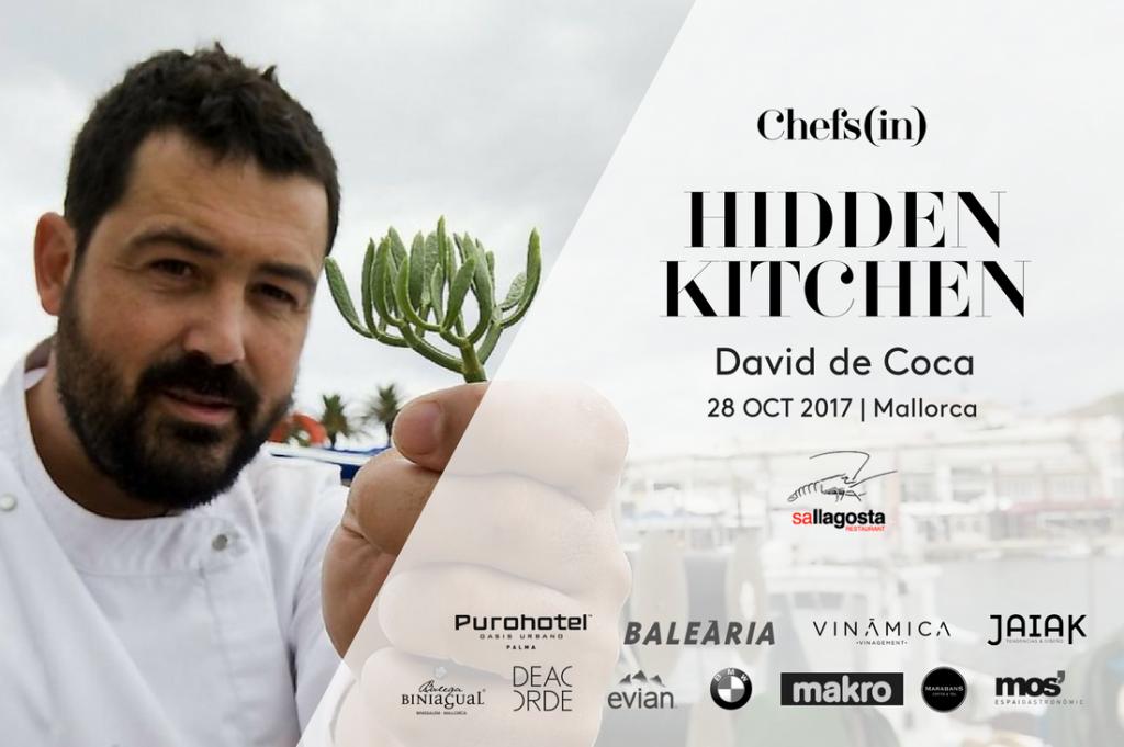 010 Hidden Kitchen by Chefsin - David de Coca - 28 de octubre de 2017 - Mallorca