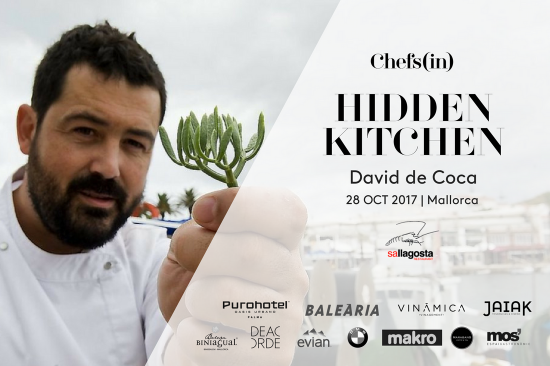 Hidden Kitchen - David de Coca - 28 octubre 2017