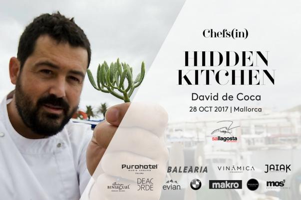 Hidden Kitchen - David de Coca - 28 octubre 2017