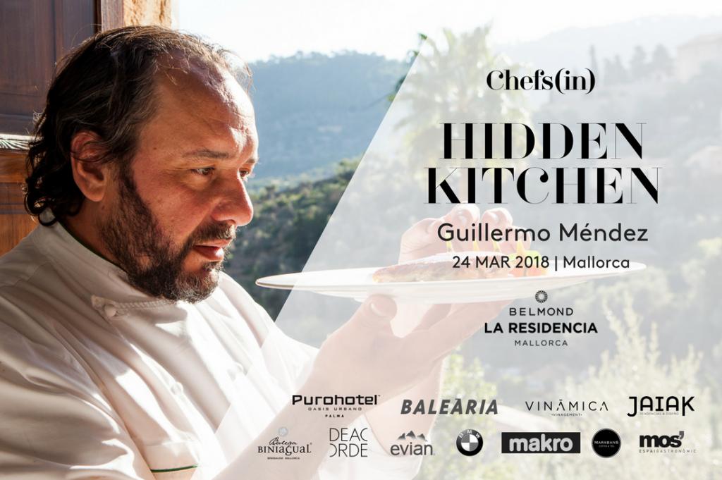 03 Hidden Kitchen by Chefsin - Guillermo Mendez - 24 de marzo de 2018 - Mallorca
