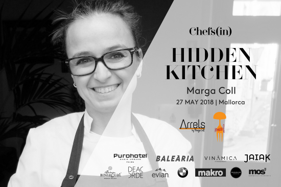 Hidden Kitchen - Marga Coll - 27 mayo 2018