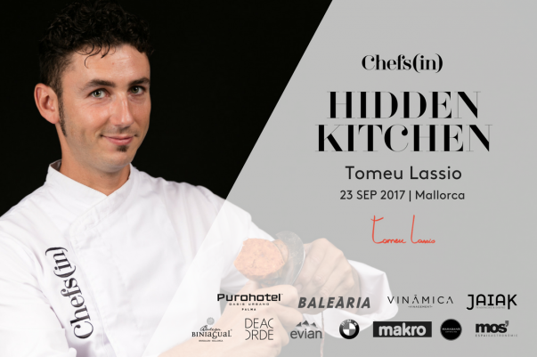 Hidden Kitchen - Tomeu Lassio - 23 septiembre 2017