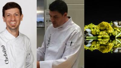 La posidonia inspira a Íñigo Rodríguez y Óscar Molina