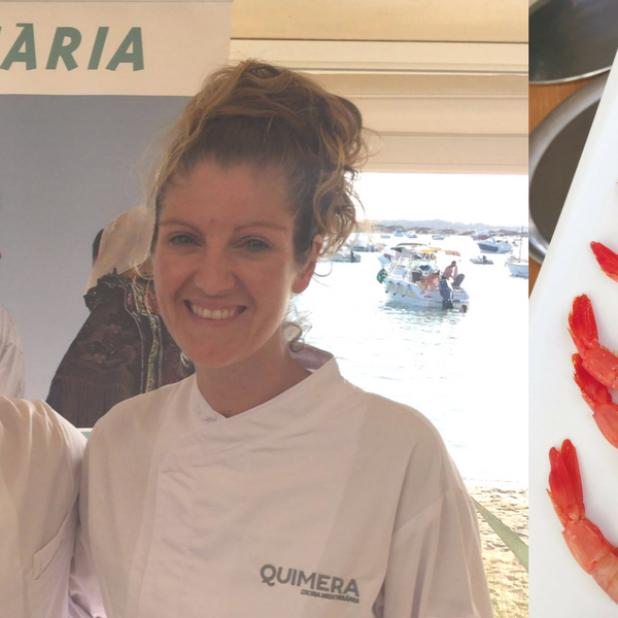 Baleària y Chefs(in) promocionan la alta gastronomía de Formentera