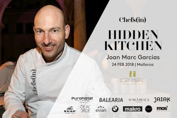 Hidden Kitchen - Joan Marc Garcías - 24 febrero 2018