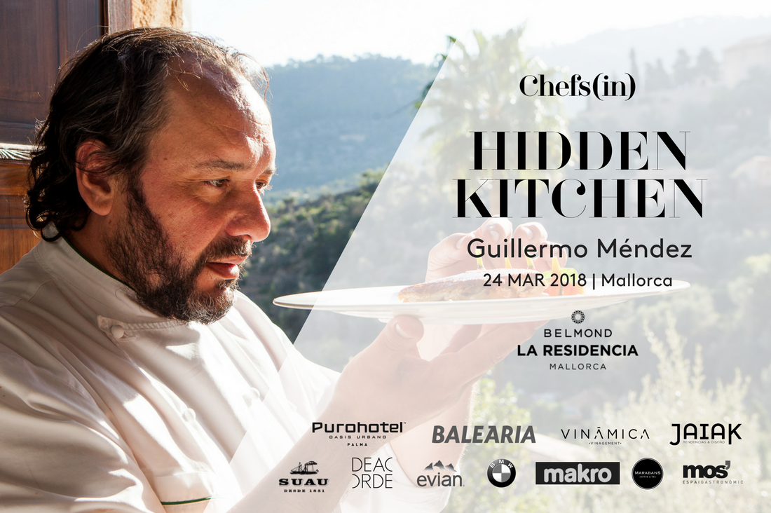 Hidden kitchen guillermo m ndez march 24th 2018 - Eventos mallorca 2017 ...