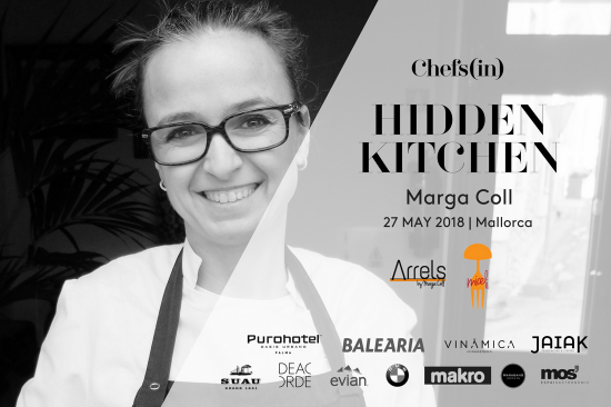 Hidden Kitchen - Marga Coll - May, 27th 2018