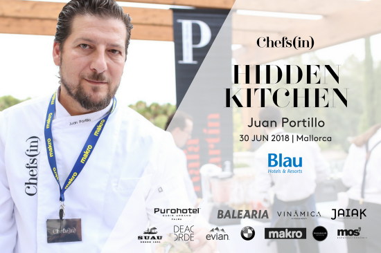 Hidden Kitchen - Juan Portillo - 30 junio 2018