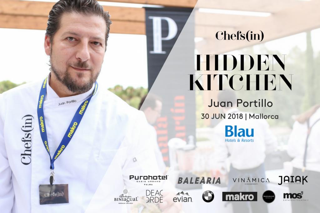 06 Hidden Kitchen by Chefsin - Juan Portillo - 30 de junio de 2018 - Mallorca