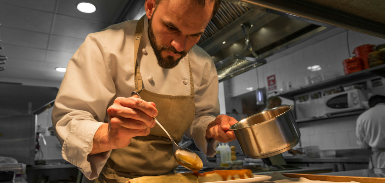 Luis Loza, de México a las cocinas de Menorca – Chefs(in)