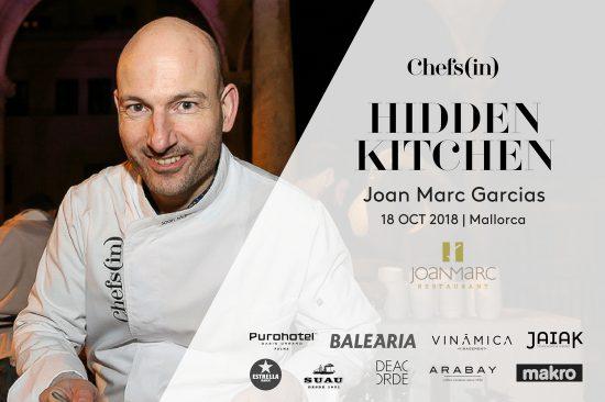 Hidden Kitchen - Joan Marc Garcías - 18 octubre 2018