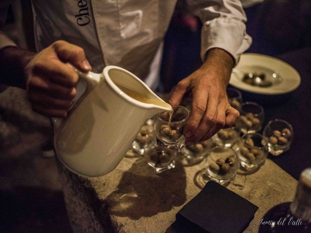 Hidden Kitchen by Chefsin con Tomeu Lassio en Bodega Suau. Foto: Inma del Valle