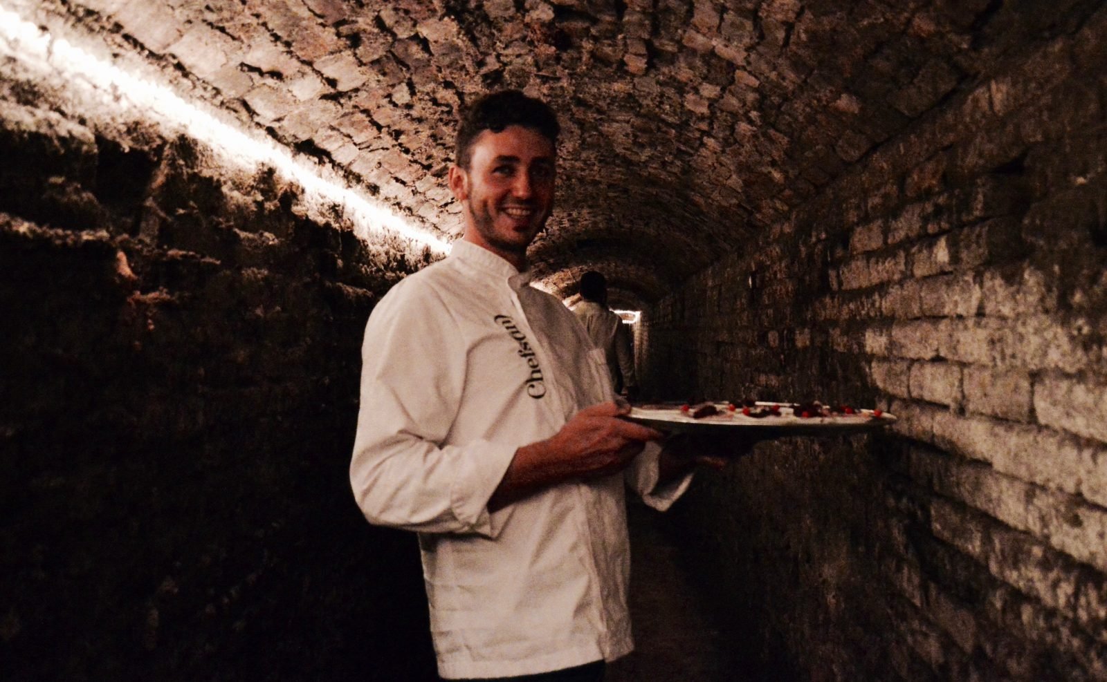 Hidden Kitchen con Tomeu Lassio en Bodegas Suau