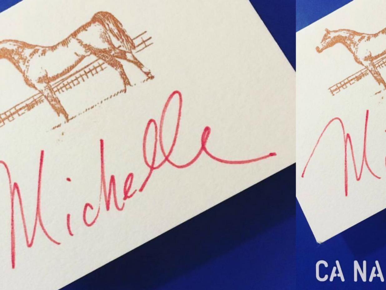 Tres 'chefsin' en la ruta gastronómica de Michelle Obama