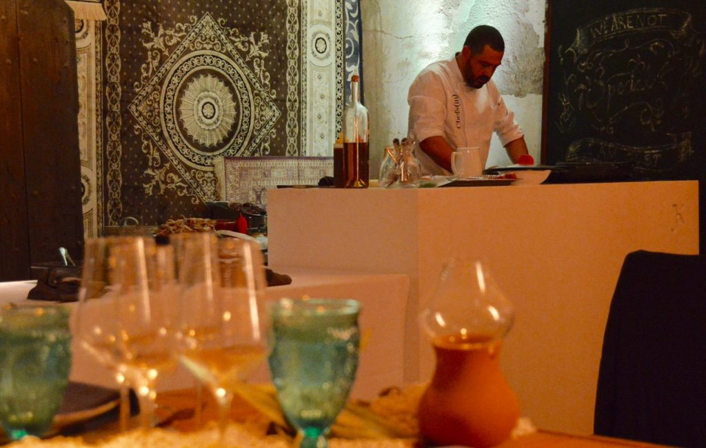 Hidden Kitchen by Chefs(in) con David de Coca en JAIAK Tendencias & Diseño