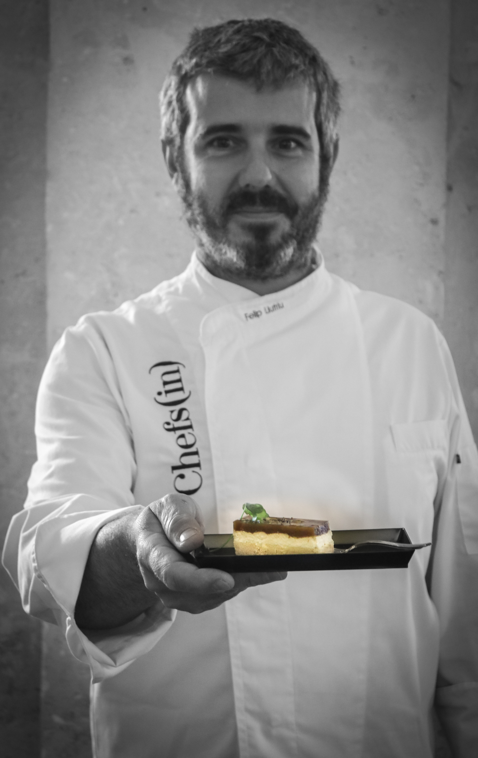 Felip Llufriu Peccata Minuta Menorca 2017 - Chefsin