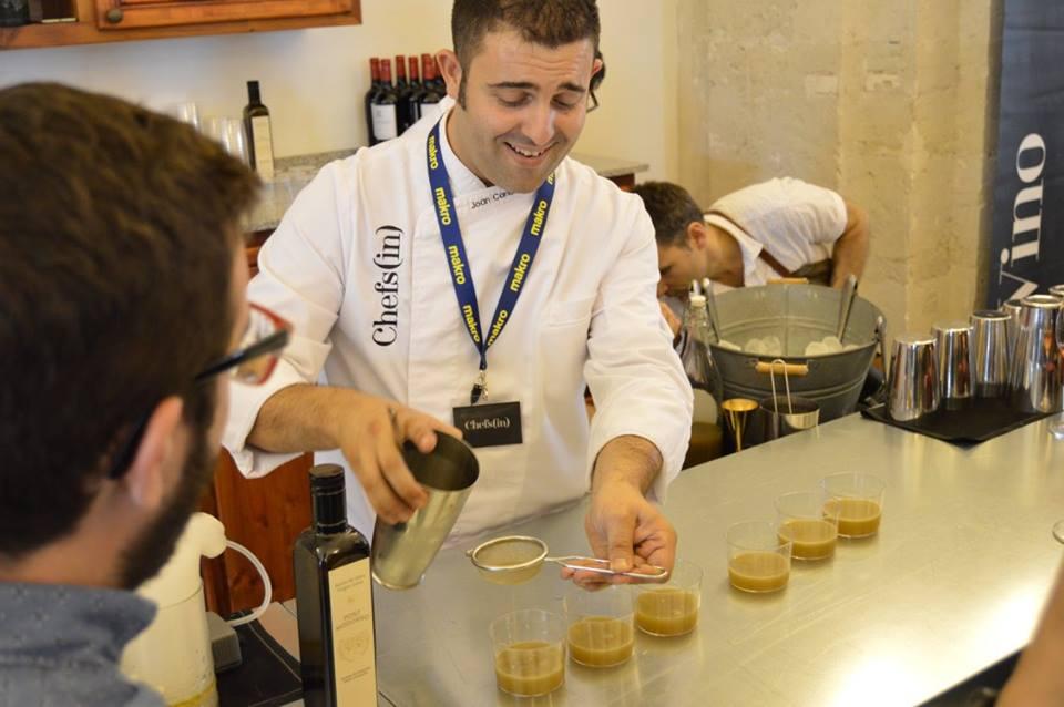 Joan Canals Peccata Minuta Menorca 2017 - Chefsin