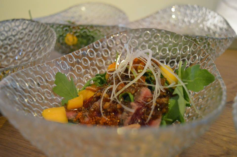 Restaurante La Gaia (Ibiza Gran Hotel), del chef Oscar Molina