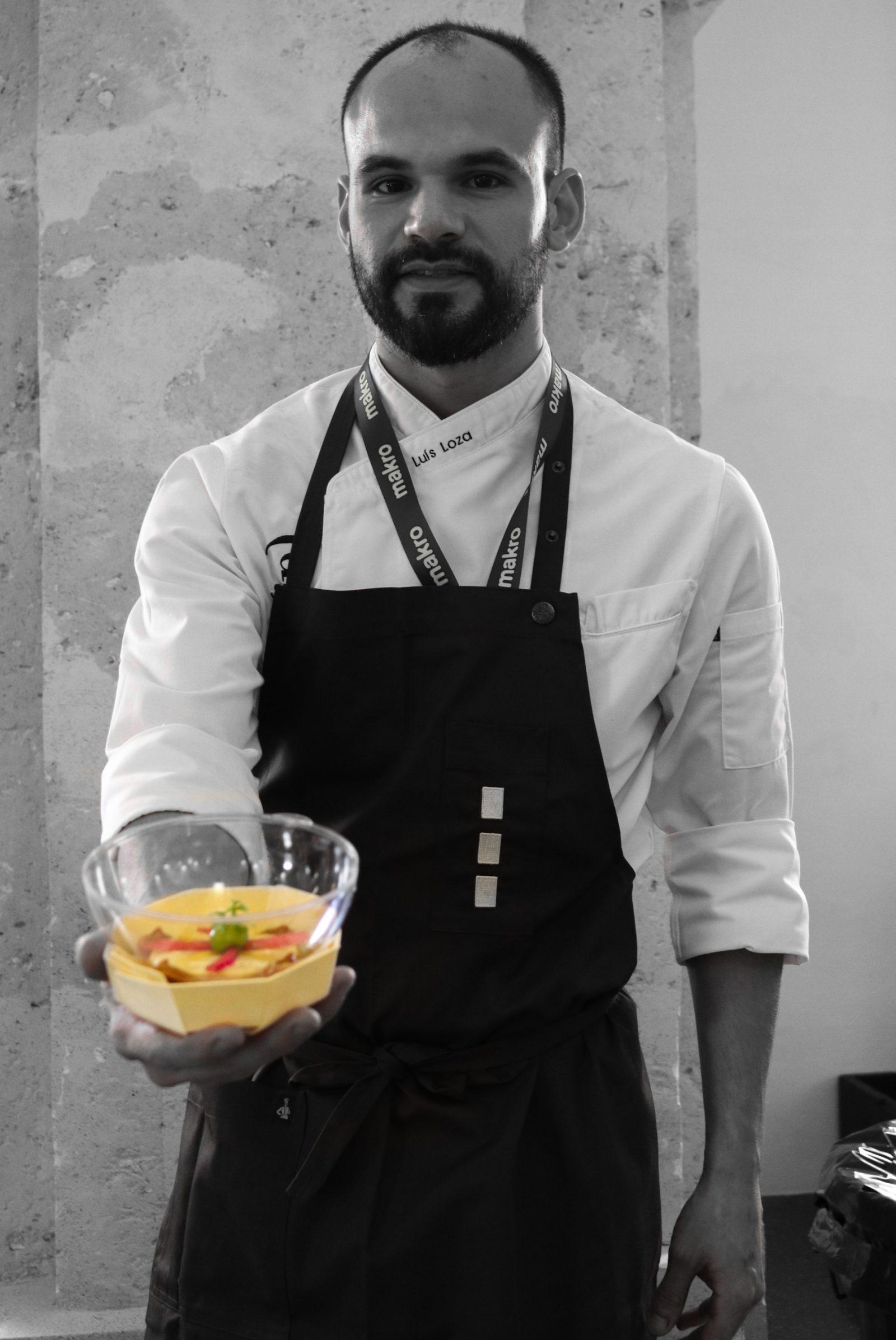 Luis Loza Peccata Minuta Menorca 2017 - Chefsin