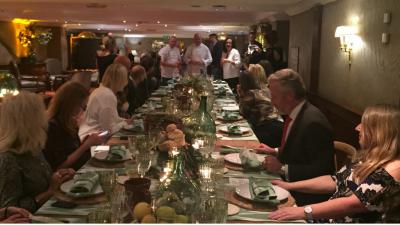 Chefs de Chefsin promocionan la gastronomía de Palma en Londres