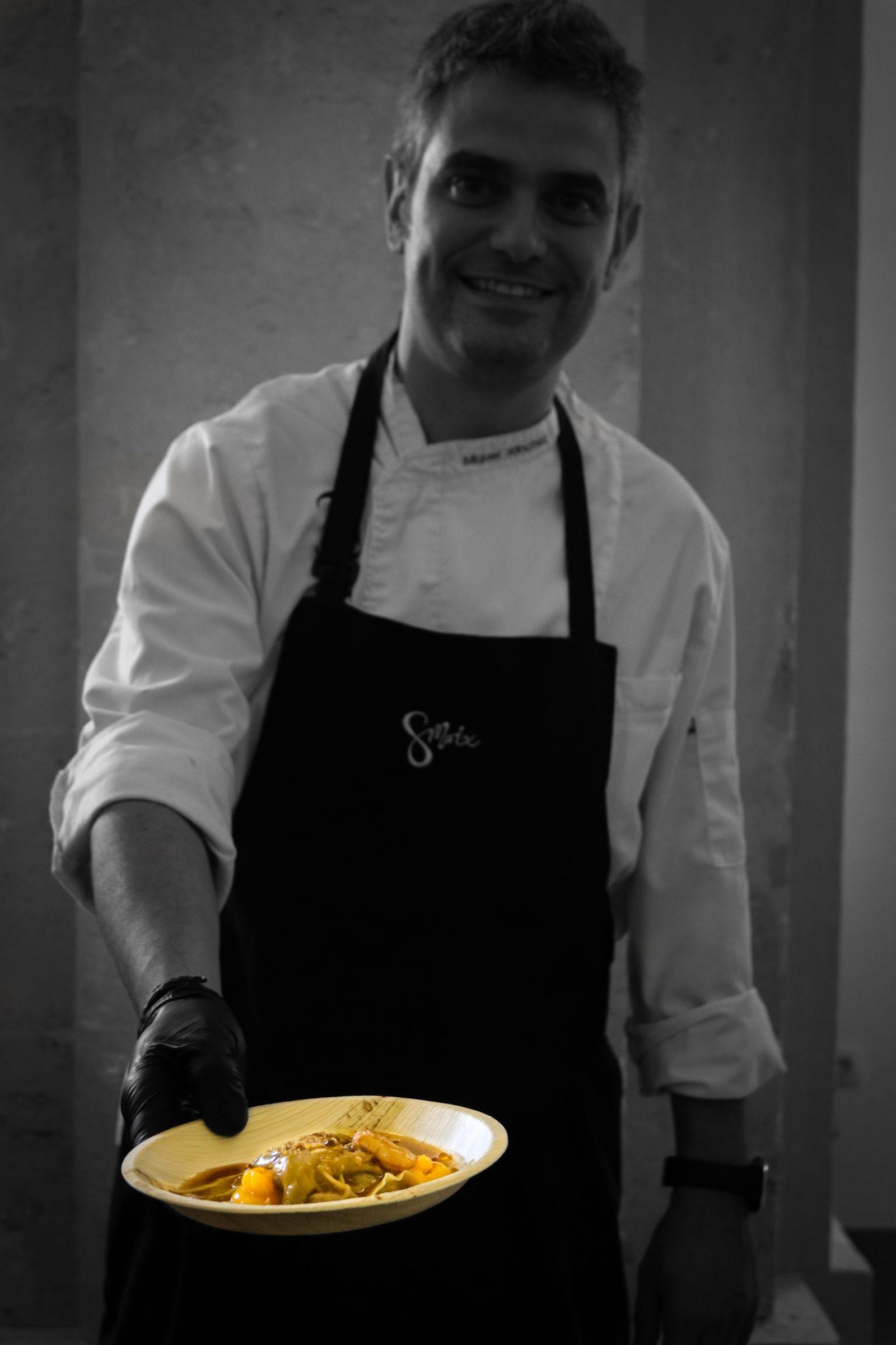Miquel Sanchez Peccata Minuta Menorca 2017 - Chefsin