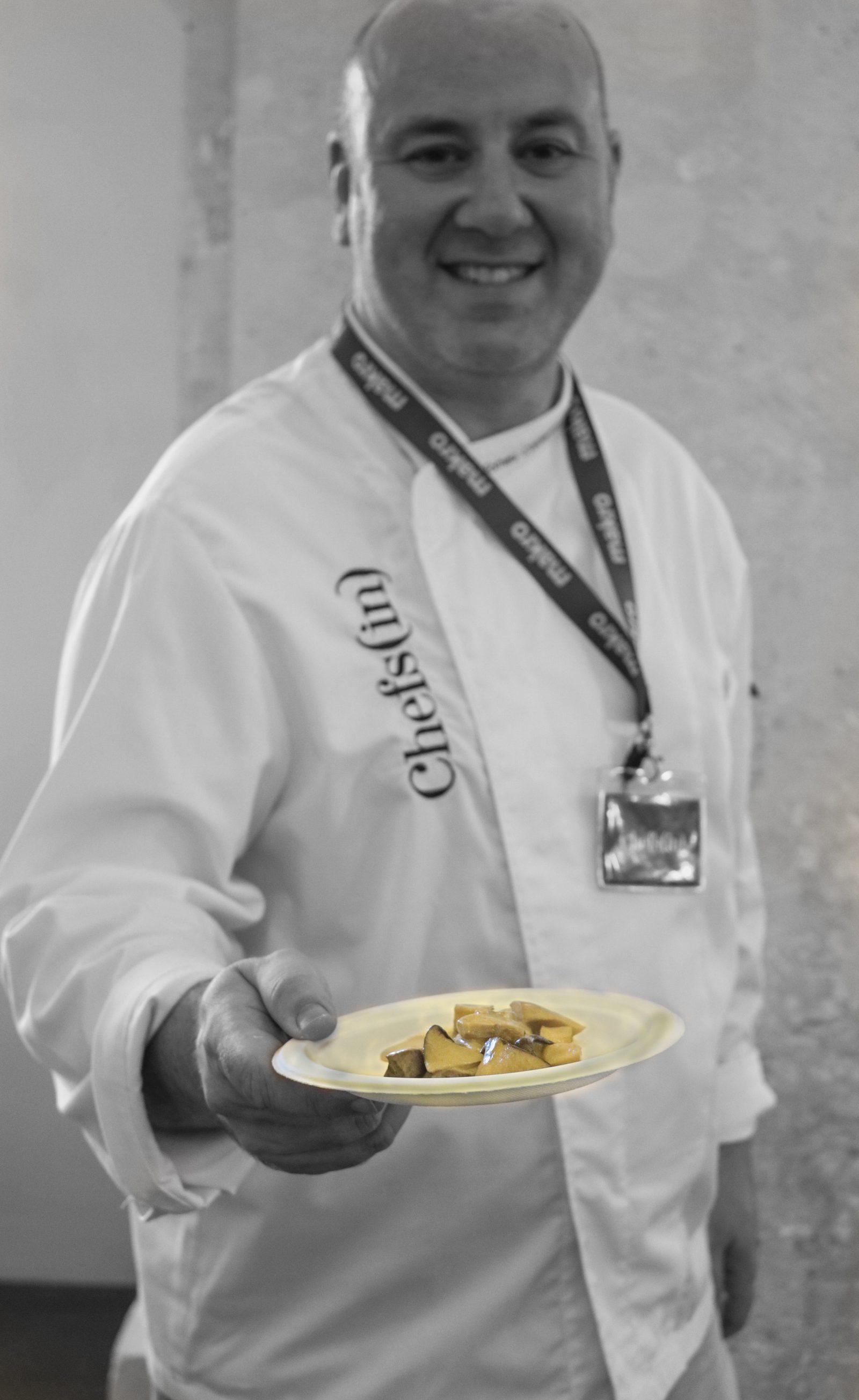 Tomeu Caldentey Peccata Minuta Menorca 2017 - Chefsin