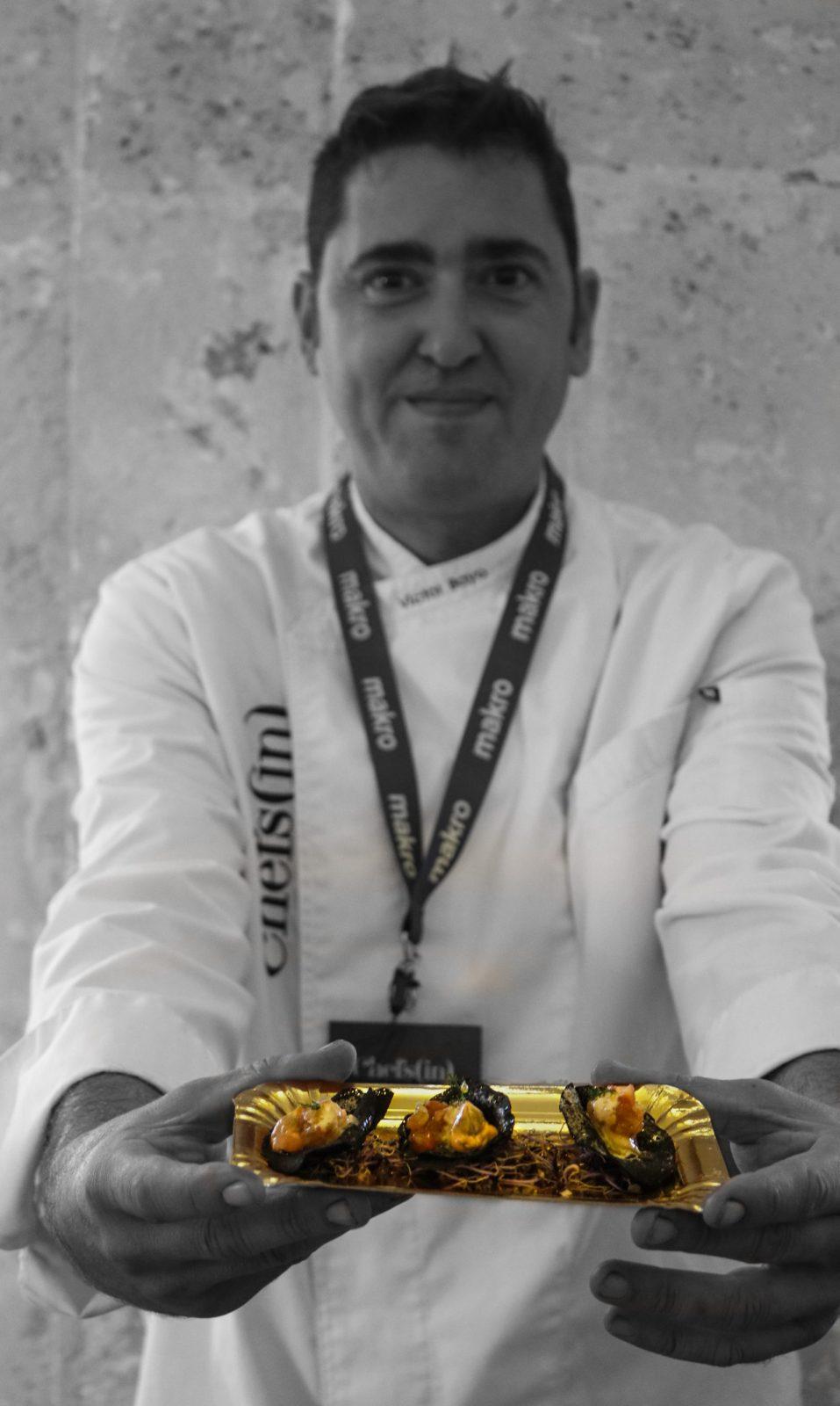 Victor Bayo Peccata Minuta Menorca 2017 - Chefsin