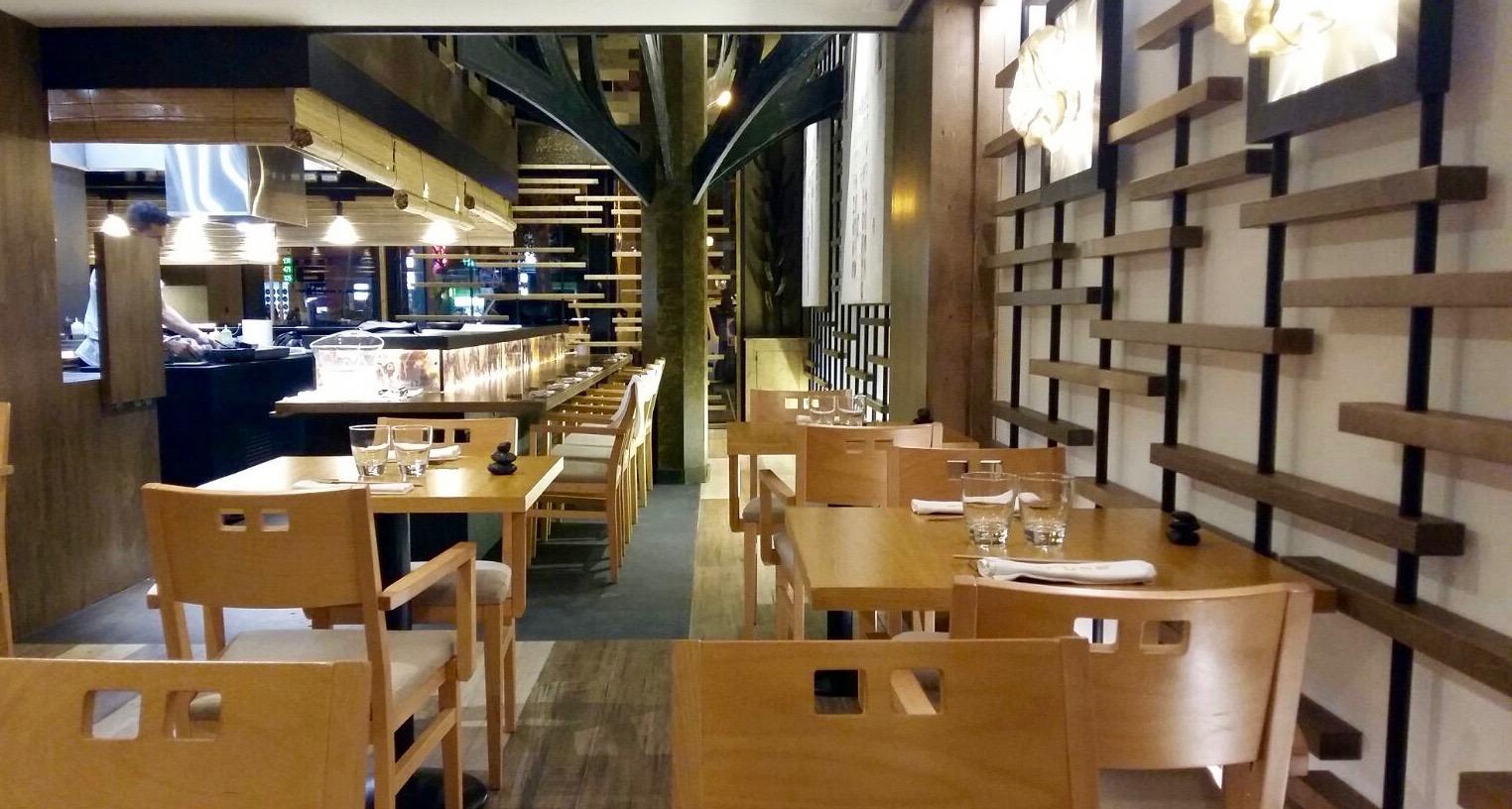 El nuevo Arume, restaurante del chef Tomeu Martí en Palma