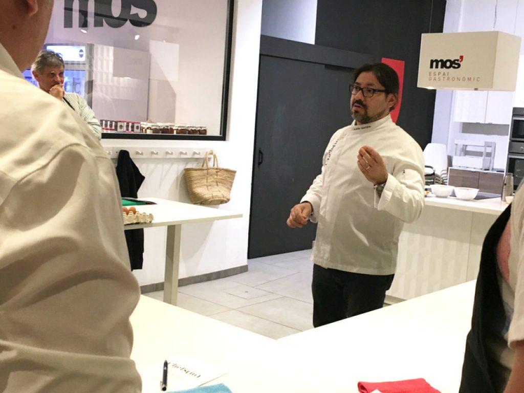 Aula Chefs(in) con Adrián Quetglas