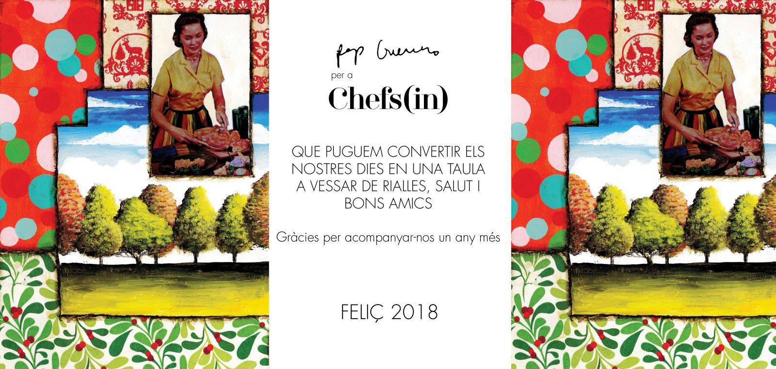 Felicitacio Nadal Chefsin 2017