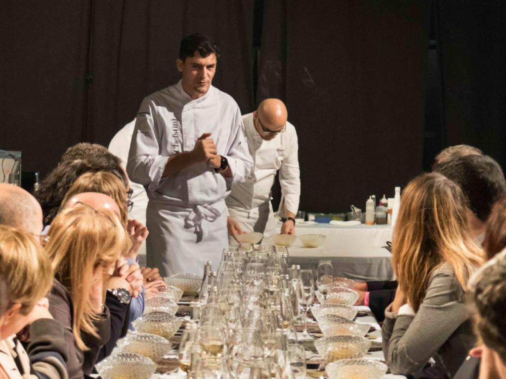 Los Hidden Kitchen de Chefsin, en el Mallorca Zeitung