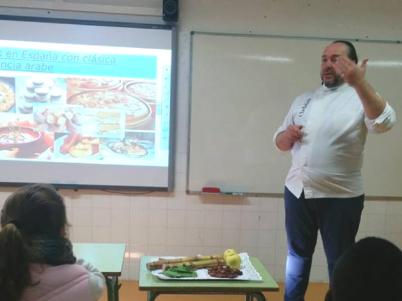 Guillermo Méndez vuelve al cole