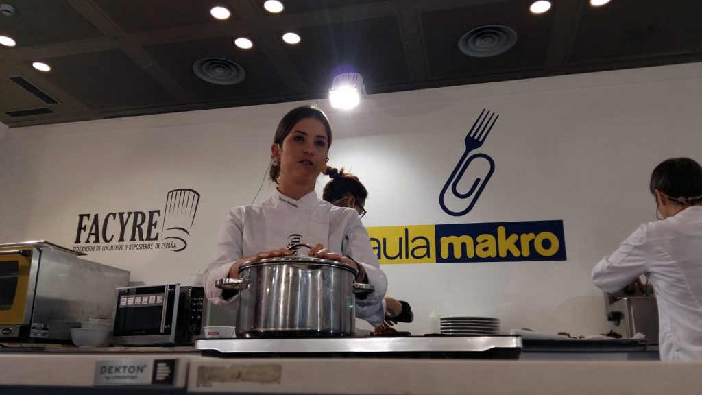 MADRID FUSION 2018 - AULA MAKRO
