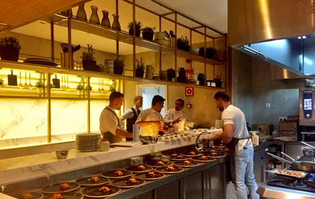 Madrid saborea palma chefs in - Graficas madrid palma ...