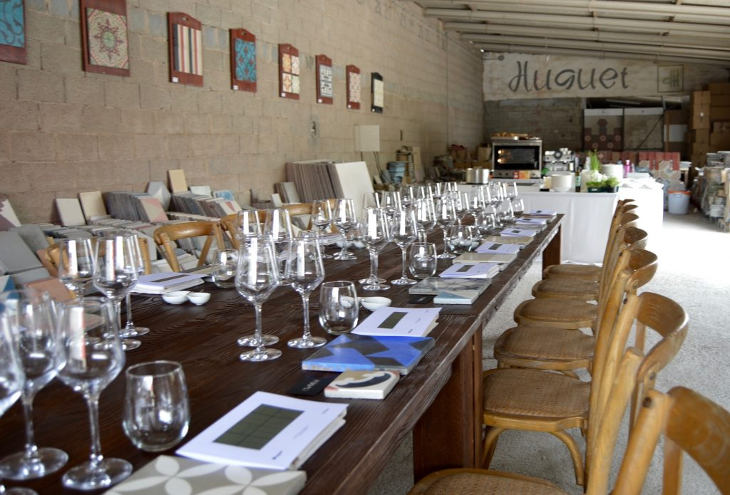 Hidden Kitchen con Marga Coll en Huguet Mallorca