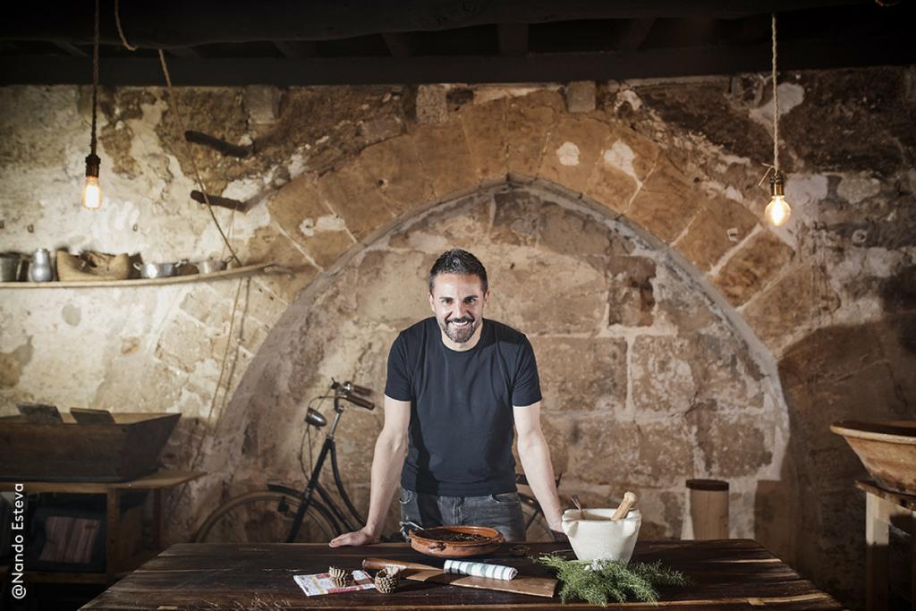 Variat de Mallorca - Chefsin y Nando Esteva