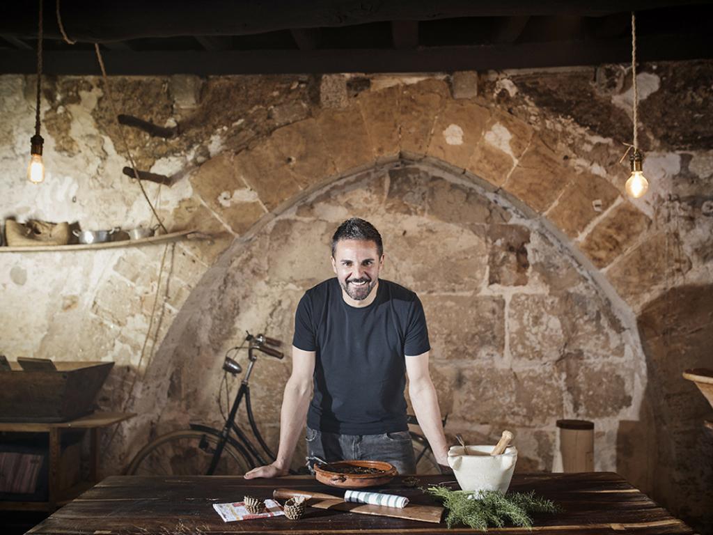 Santi Taura en La Quinta Menorca