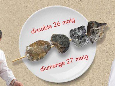 Chefs(in) a la XV Fira de la Pedra de Binissalem