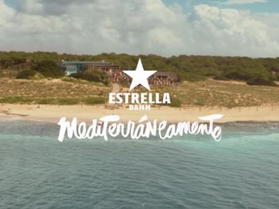 Mediterraneamente, los cortos del verano de Estrella Damm