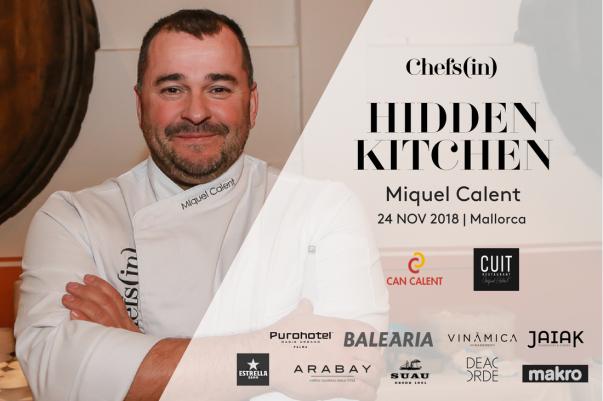 Hidden Kitchen - Miquel Calent - 24 de noviembre de 2018
