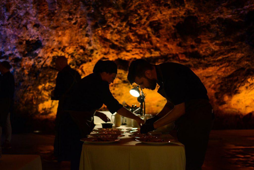 Hidden Kitchen de Chefsin con Miquel Gelabert en Cuevas dels Hams