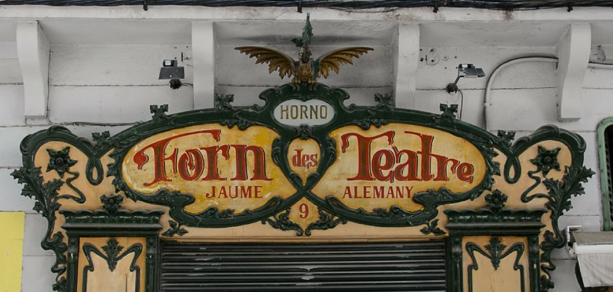 Entrevista a Tomeu Arbona sobre el projecte des Forn des Teatre