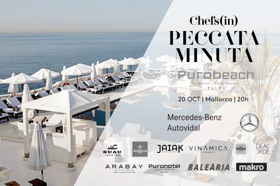 Peccata Minuta Limited Edition - 20/10/2018 - Purobeach Palma