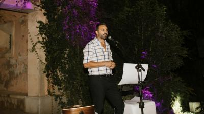 El restaurante Santi Taura celebra 15 años