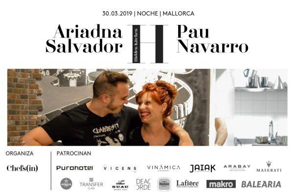 Hidden Kitchen - Clandestí - 30 de marzo de 2019