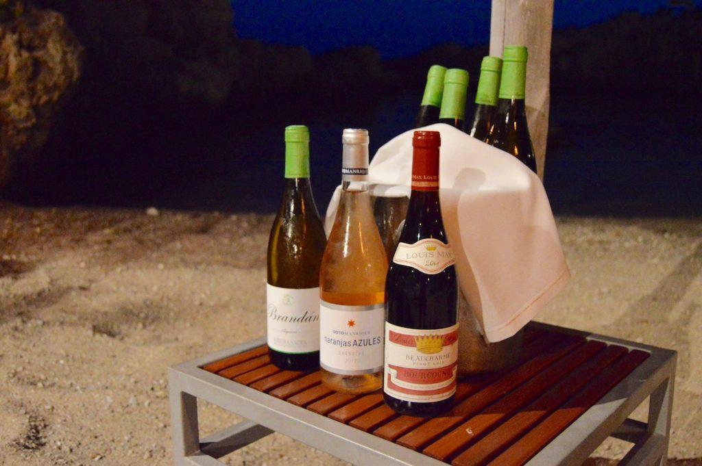 Hidden Kitchen con Miquel Sanchez en Gran Melia de Mar - Vinos vinamica
