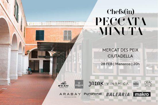 Peccata Minuta Limited Edition - 28/02/2019 - Ciutadella