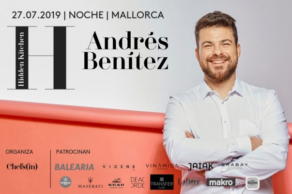 Hidden Kitchen - Andrés Benítez - 27 de julio de 2019